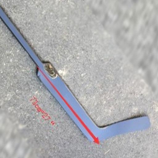 goalie stick measure
