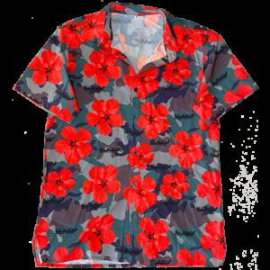 hawaiian flower red front 510x510 1