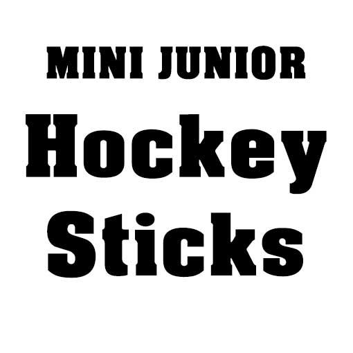 mini junior hockey stick category