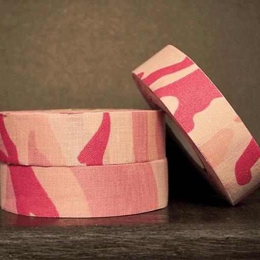 pink camo tape