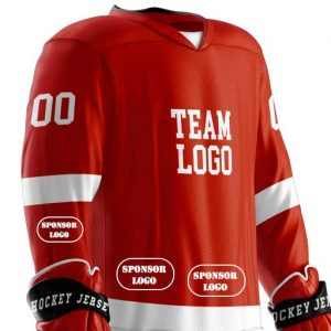 hockey jersey design